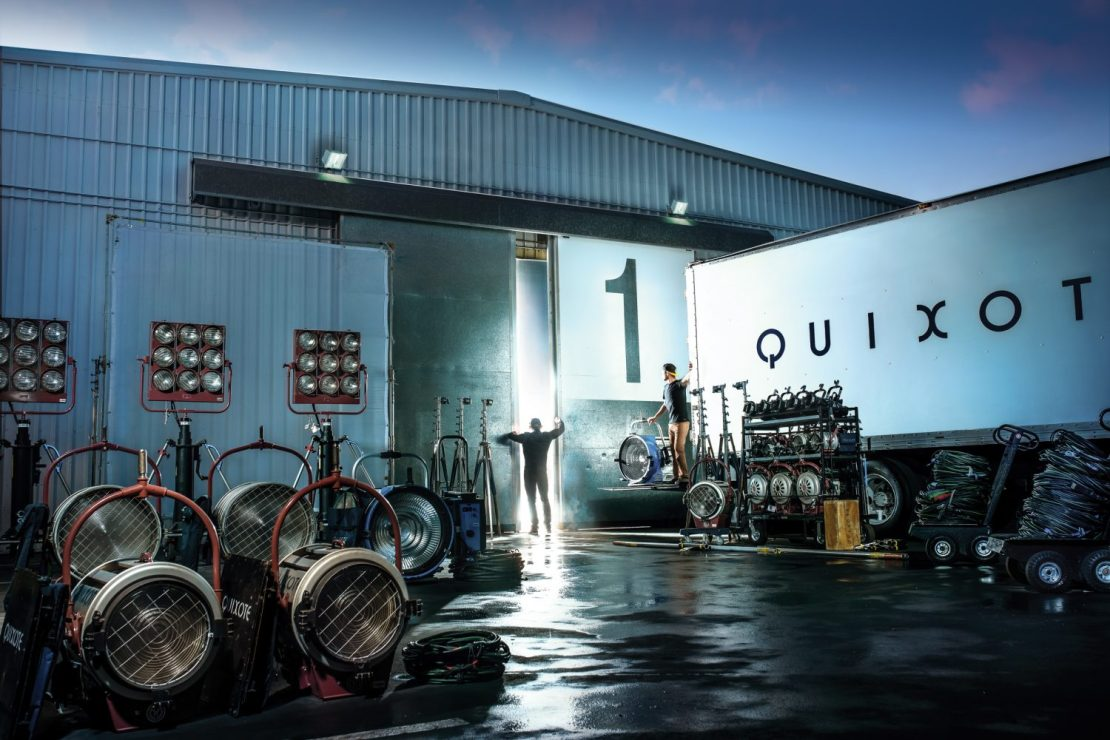 Quixote Studios | Studios
