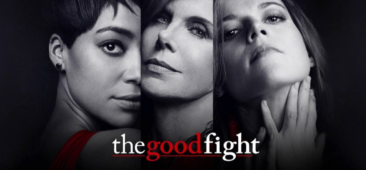 "Shot at Quixote: Title Sequence for ""the good fight"" on CBS"