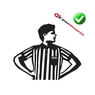 Black And White Referee Pictures to Pin on Pinterest