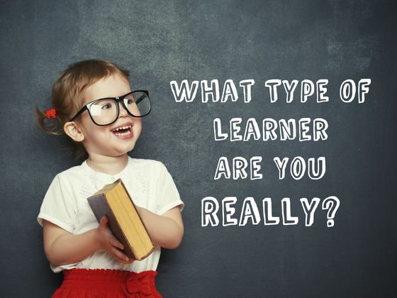 What Type Of Learner Are You REALLY  Quiz Cow