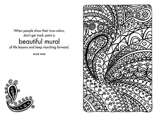 What's Your Color Story?: A Guided Journal Coloring Book