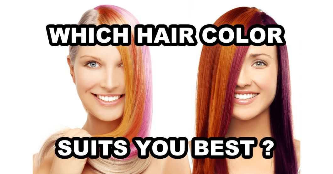 What Hair Color Best Suits My Skin Tone Quiz Hairstly