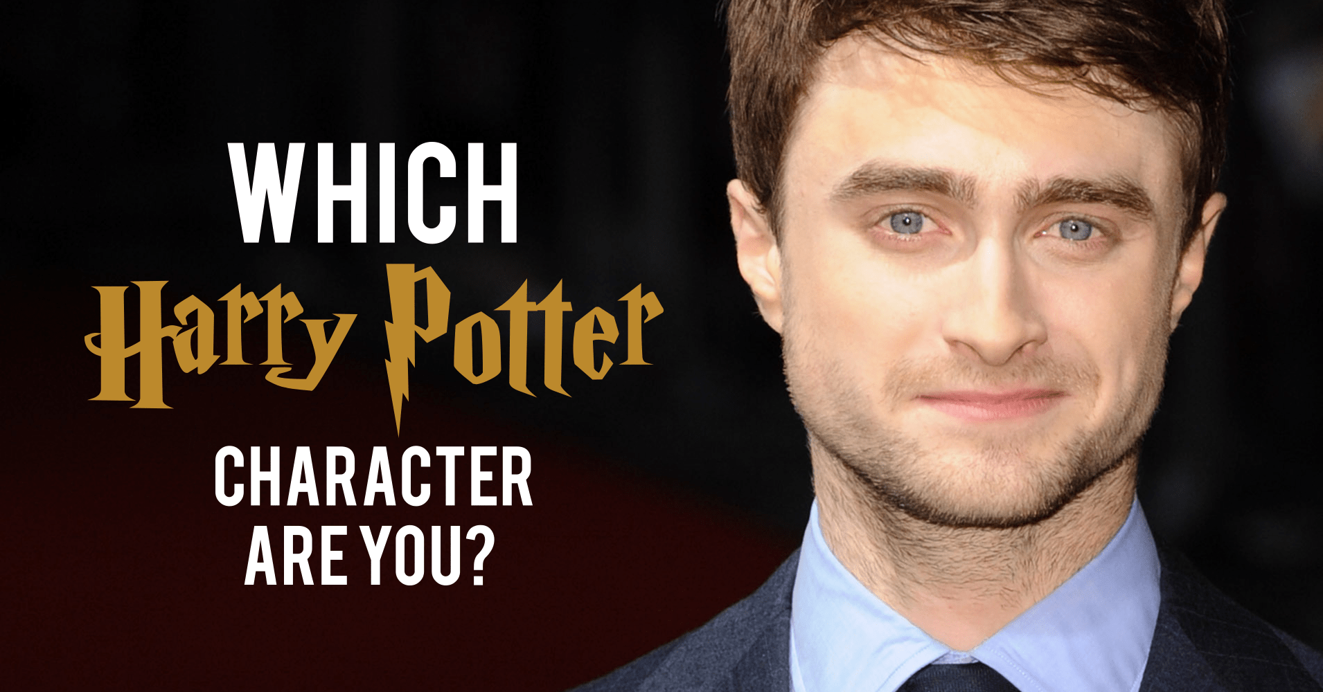 Which Harry Potter Character Are You Question 7