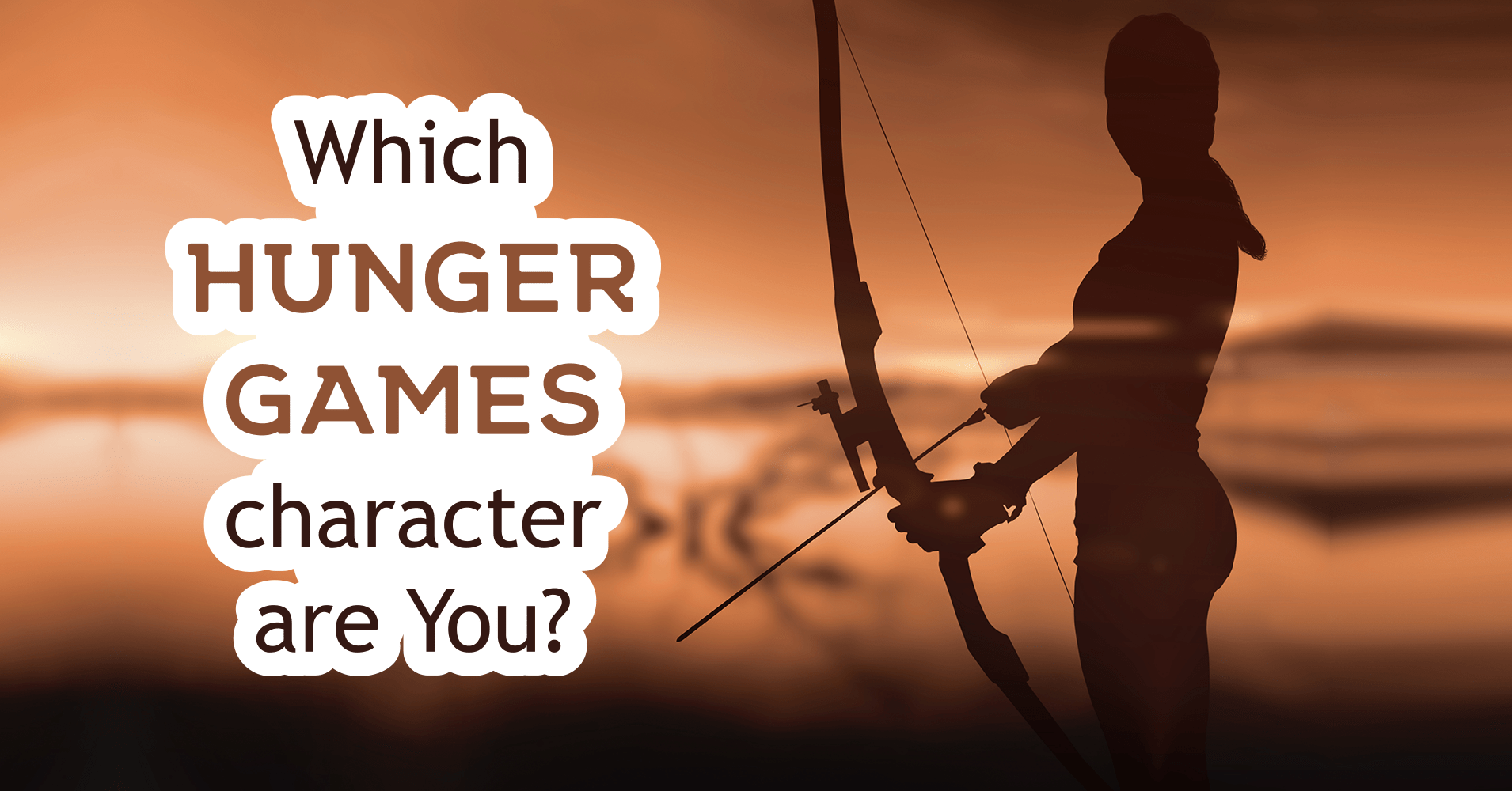 Which Hunger Games Character Are You