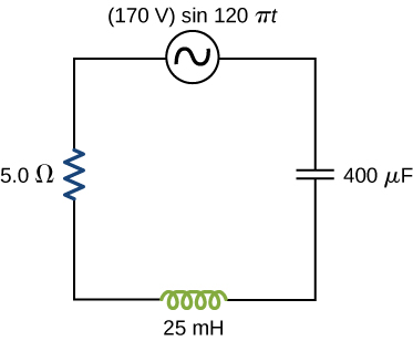 Conceptual questions, Rlc series circuits with ac, By