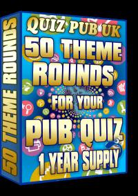 Quiz Packs   Ready Made Pub Quizzes   Quiz Pub UK