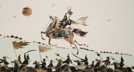 電影一詞中國古代曾出現:最早指打仗時的旗幟- 趣歷史