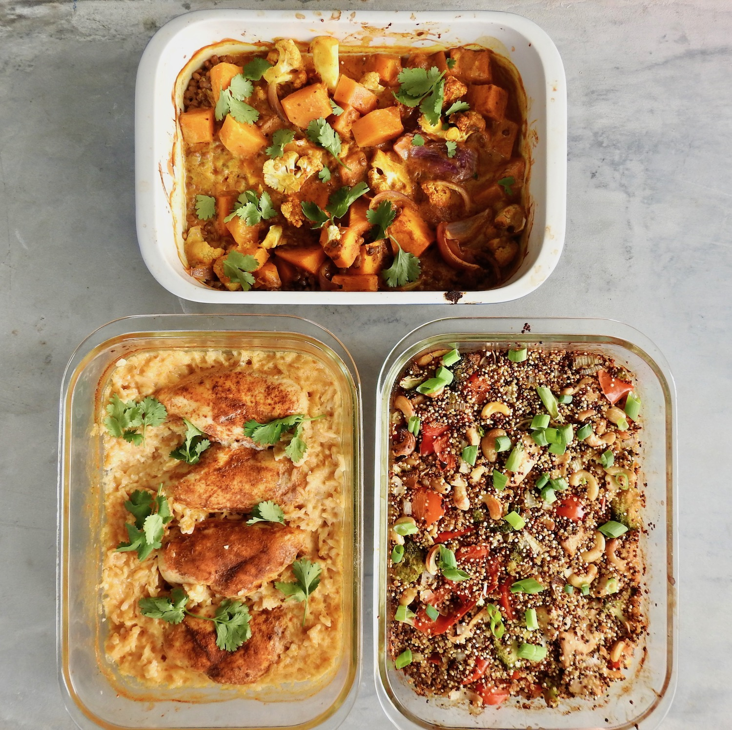 Perfect Dinner Meal Prep Ideas For Family