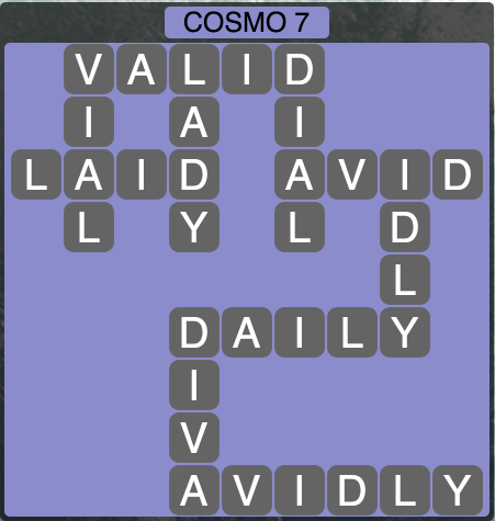 Wordscapes Cosmo Celestial Answers and Solutions  Qunb