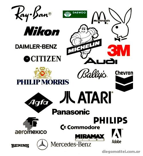 logotipos de marcas