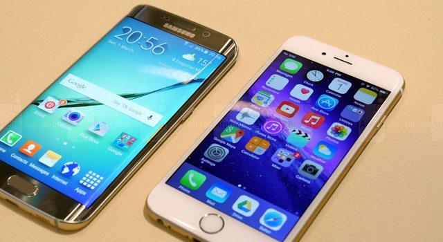 iphone6 galaxys6