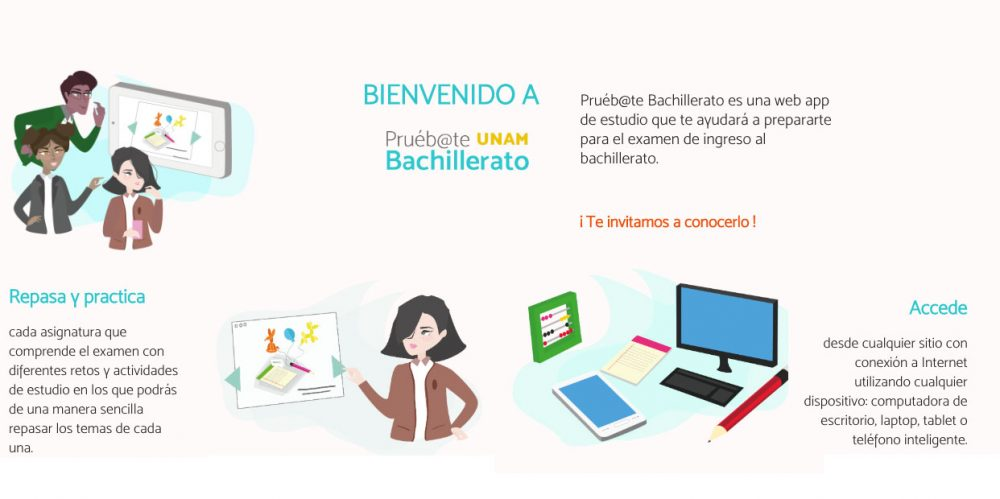 Preparate bachillerato unam