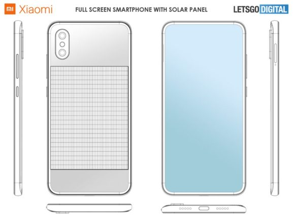 Xiaomi panel solar