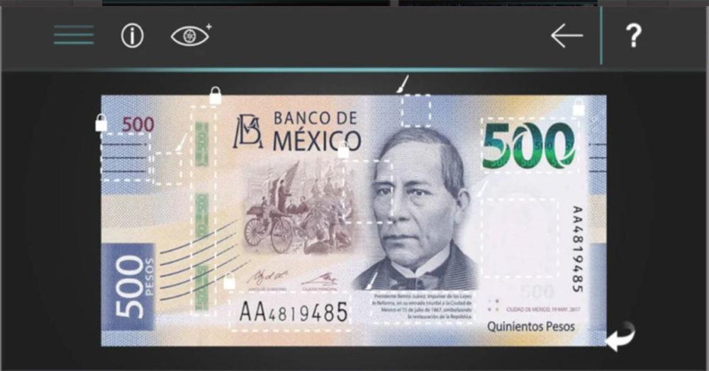 billete mx