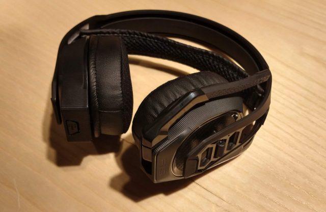 Audífonos Poly RIG 800LX inalámbricos