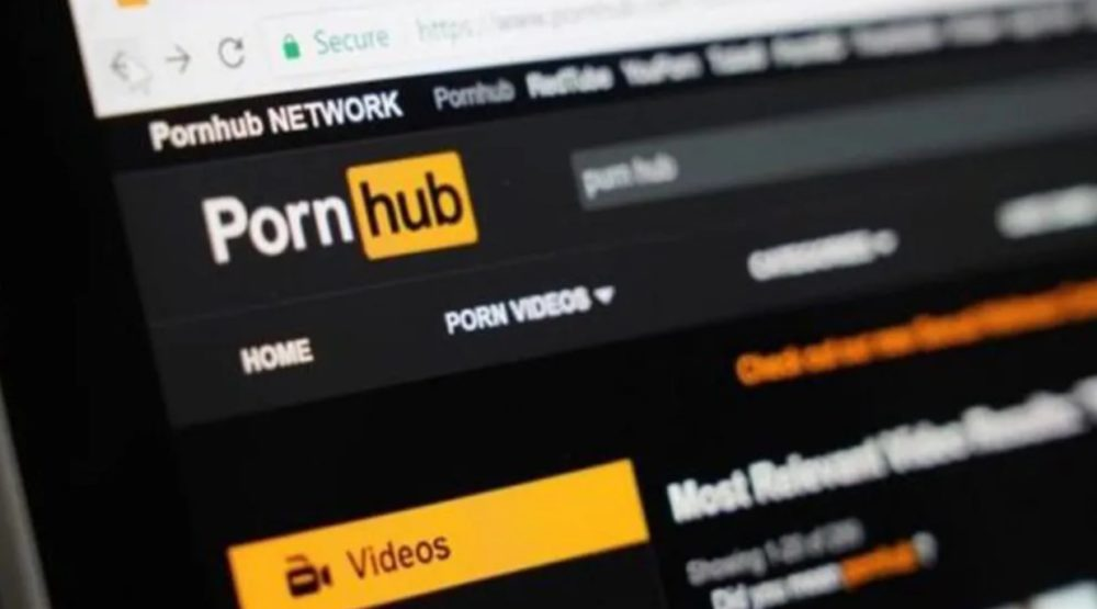 Pornhub t scaled