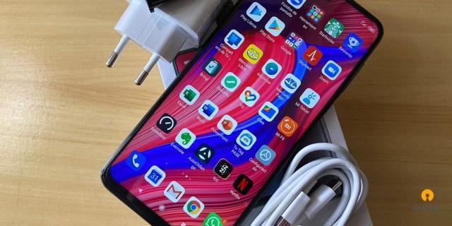 Redmi Note 9 Pro y accesorios