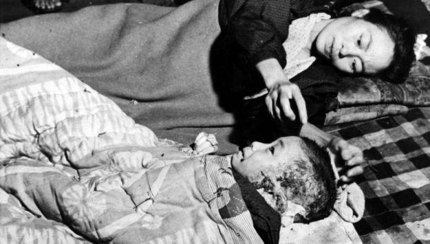 Sobrevivientes de la bomba de Hiroshima y Nagasaki