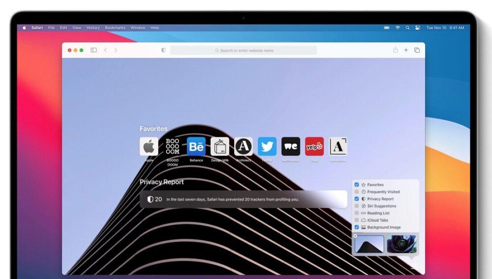Nuevas Mac con Apple Silicon
