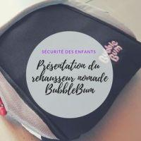 rehausseur nomade BubbleBum - Font