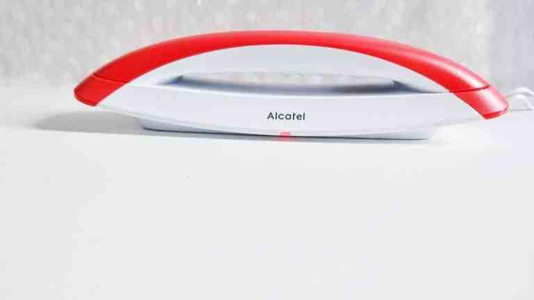L' Alcatel Smile, le téléphone design !