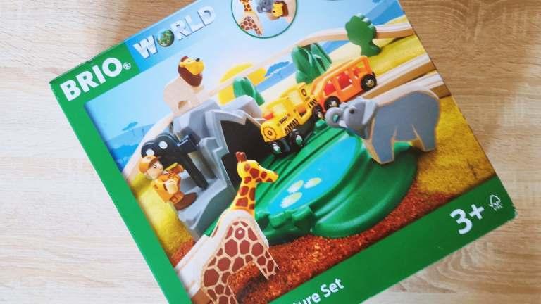 Brio World: Découverte du Circuit Reportage Safari