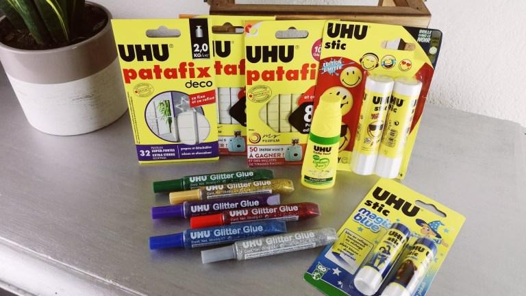 La vitrine des marques de Fevrier: Zoom sur la marque Uhu