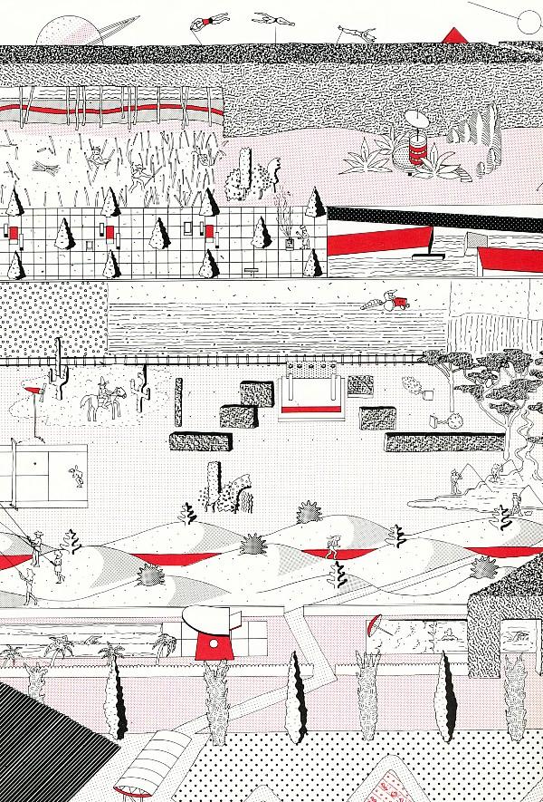 oma parc de la villette diagram boat trailer lights wiring www quondam com 19 1982 htm