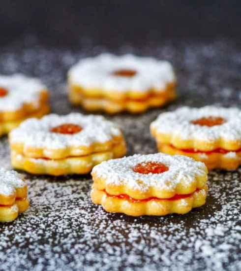 Quootip | Biscottini alla marmellata
