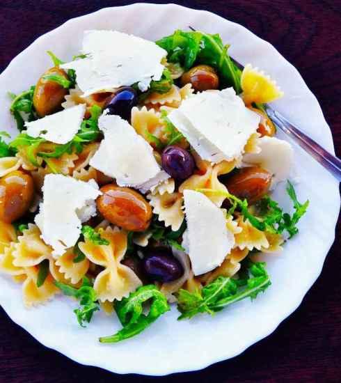 Quootip | Pasta insalata greca