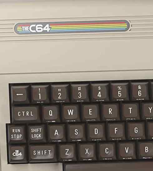 Commodore 64 retrogaming
