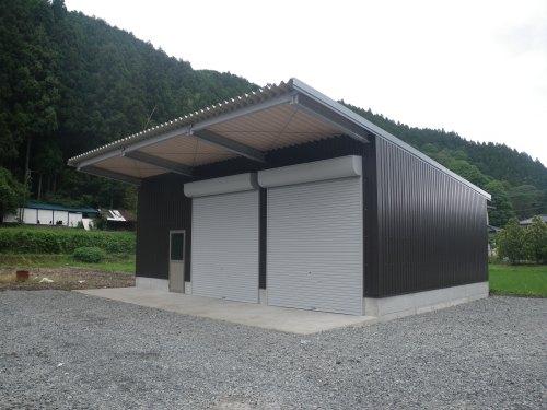 光陽電工 倉庫新築工事