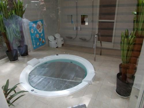 ペンションアンティーク 浴室増設工事