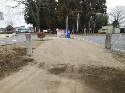 南金丸地区防火水槽解体工事