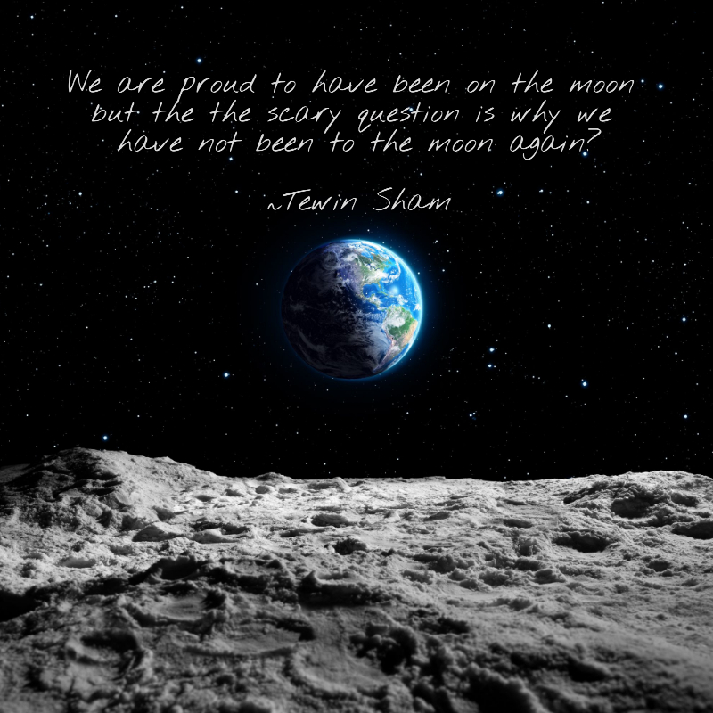 Inspirational Moon Landing Day Quotes