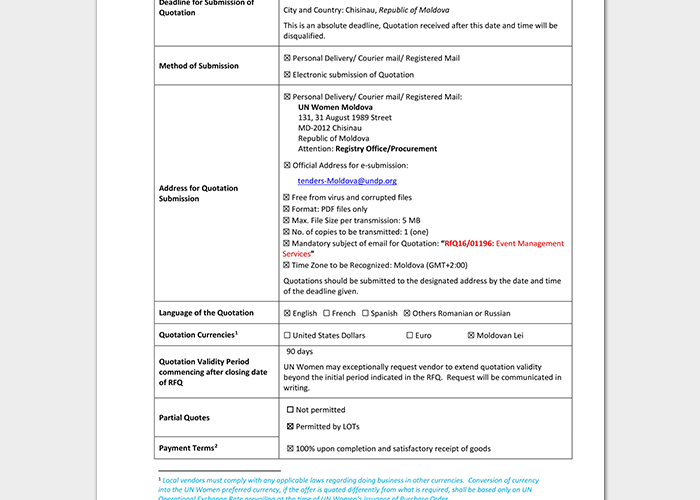 event quotation template 17 word excel pdf format