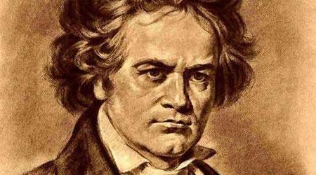 德國音樂家貝多芬40個經典英文語錄名言 - 英文佳句語錄 - 經典語錄網