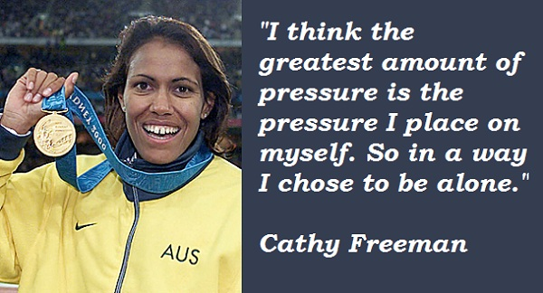 Best Meaningful Quotes Wallpapers Cathy Freeman S Quotes Famous And Not Much Sualci Quotes