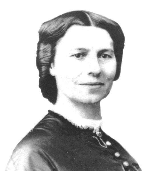 Pictures Clara Barton She Young