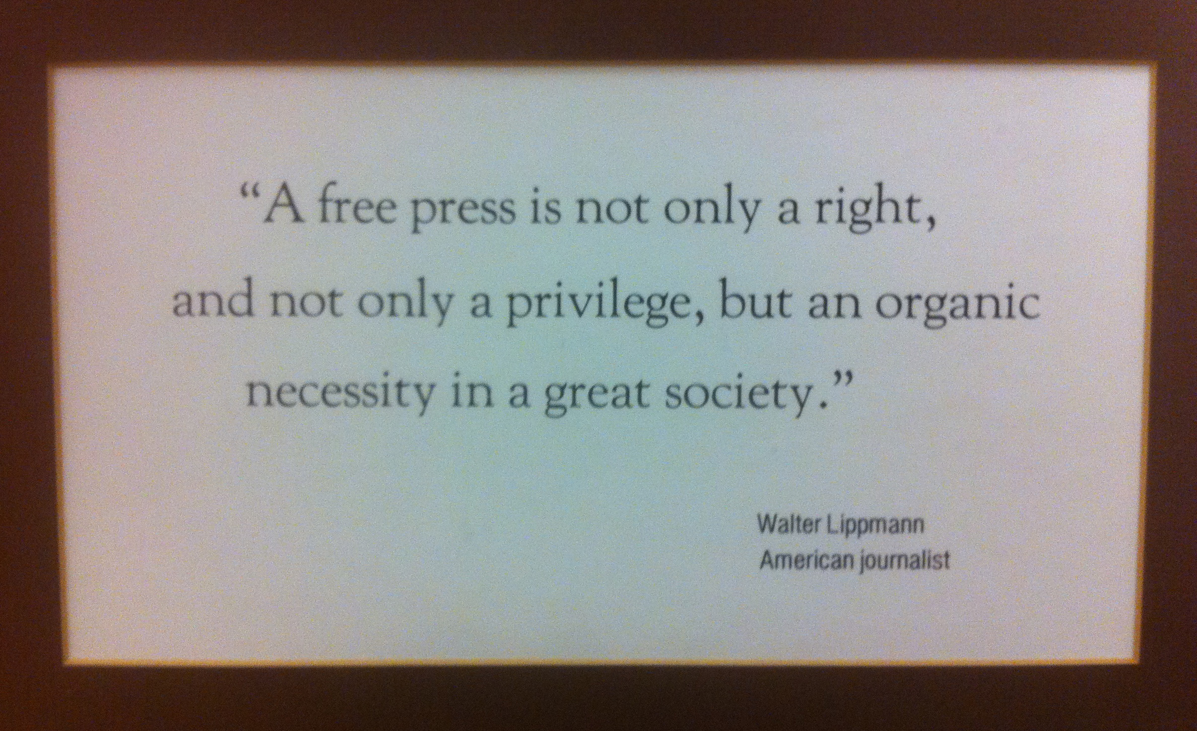 Feel Good Quotes Wallpapers Famous Quotes About Journalism Sualci Quotes