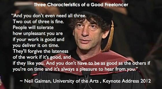 Feel Good Quotes Wallpapers Neil Gaiman S Quotes Famous And Not Much Sualci Quotes 2019