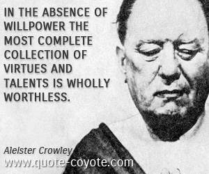 Aleister Crowley Quotes On Satan. QuotesGram