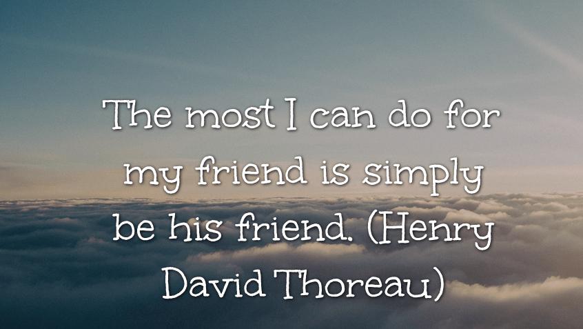 80 inspiring friendship quotes