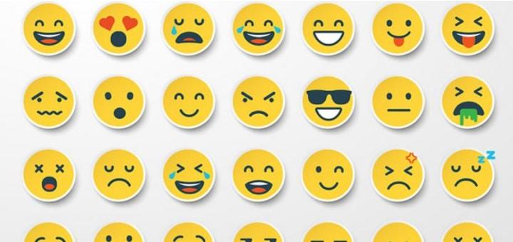 Emojies using wrong