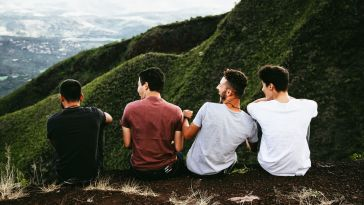 enjoyment with friends