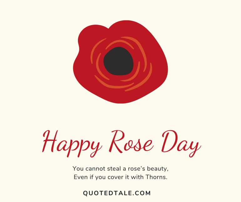 60 Best Rose Day Quotes For Your Loved Ones [Handpicked] 2