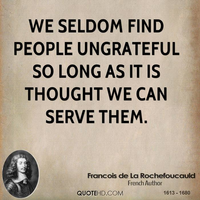 Quotes About Ungrateful Family Members