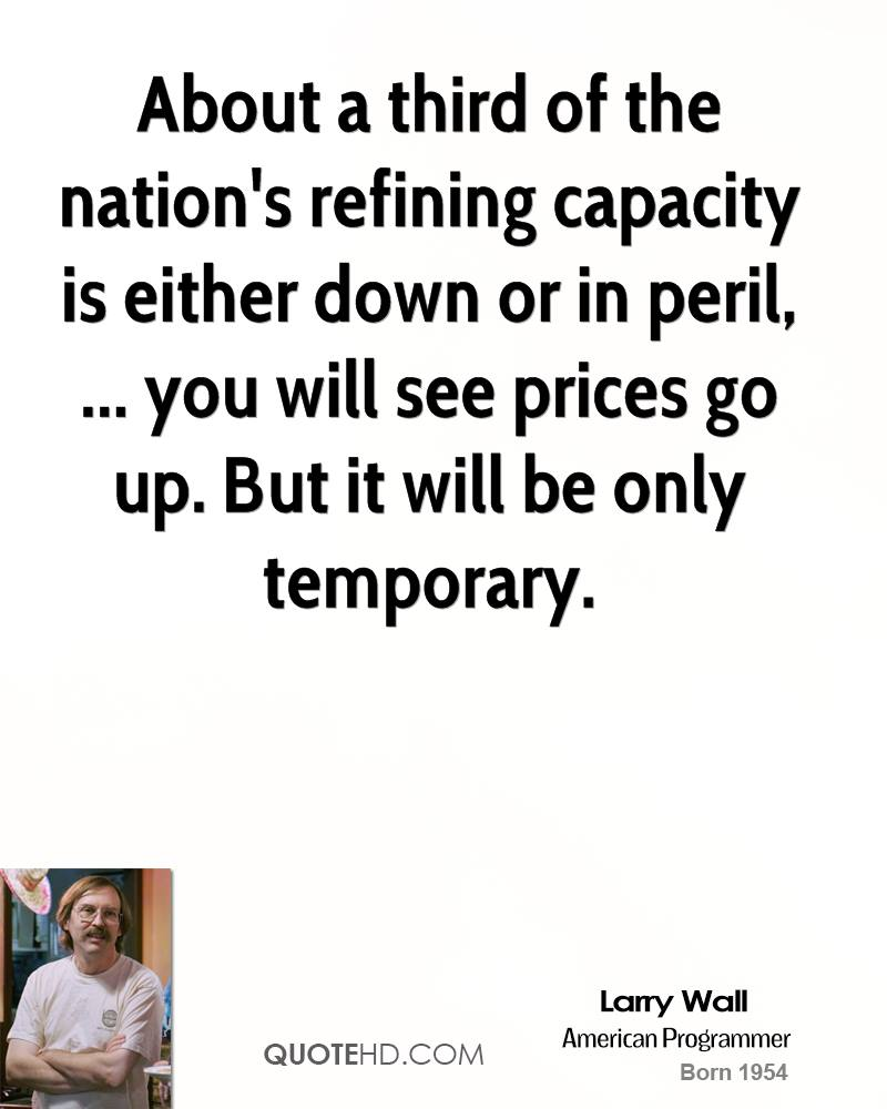 Larry Wall Quotes. QuotesGram