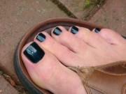 quotes black nails 26