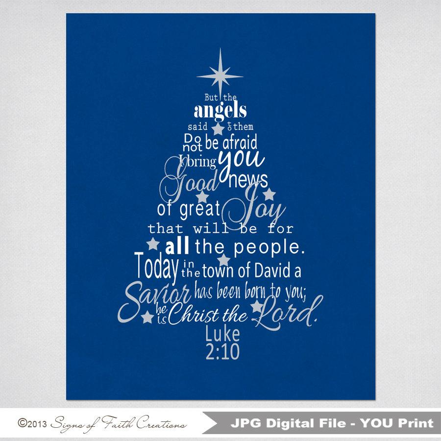 christmas bible verses christmas